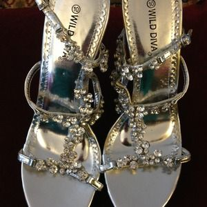 Host Pick New jeweled shoes