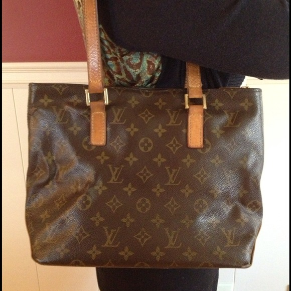 c62249827930 Louis Vuitton Handbags - Loved Louis Vuitton Discontinued Cabas Piano Tote