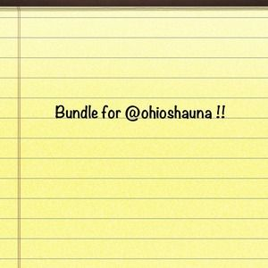 Bundle for @ohioshauna