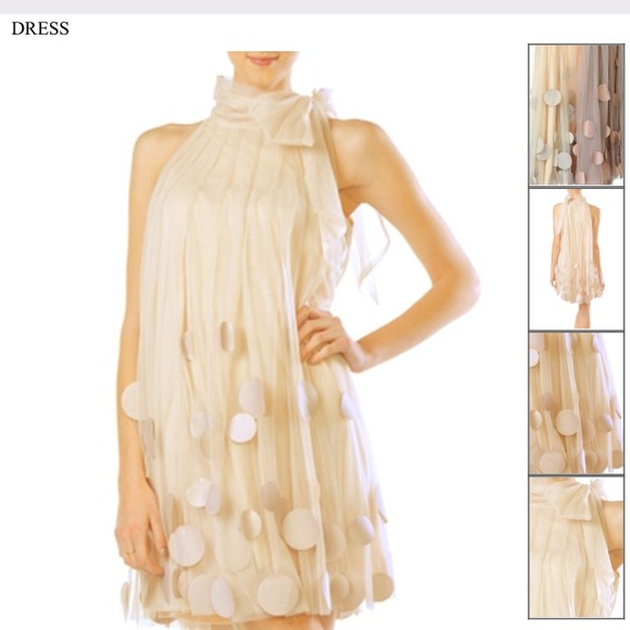 Dresses & Skirts - Feather dress 3