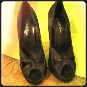 beautiful Charlotte Russe heels
