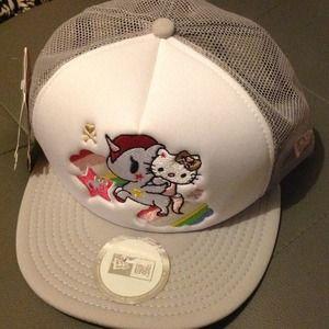 Tokidoki   Hello Kitty   New Era Accessories - TOKIDOKI for HELLO KITTY  SnapBack Hat by d56841357c0