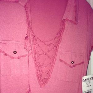 Dresses & Skirts - Rose color dress
