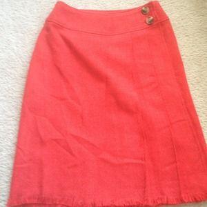 Isaac Mizrahi for Target skirt with lining