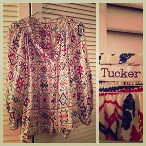 Tucker Tops - 🎉HOST PICK 12/17🎉Authentic tucker classic blouse