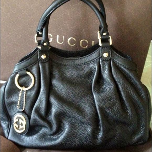 Gucci Sukey Tote Leather Medium Y6ByZtdU0G