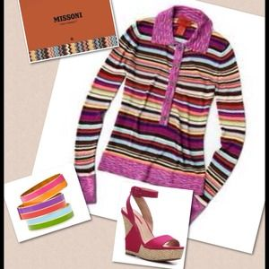 ❌SOLD❌ Missoni for Target Blouse