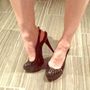 BCBGeneration Shoes - *Reduced* BCBG patent leather pumps