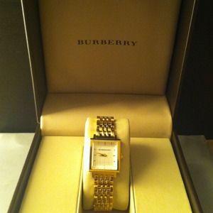 Burberry Women's Dress Watch