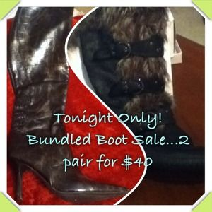 Boot Bundle! (8/29/14)