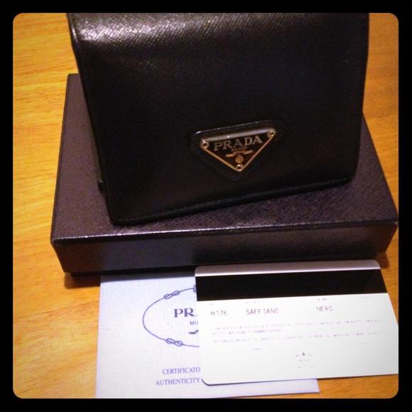 5c4872ea5b87 Prada Bags | Reserved To Louise M176 Saffiano Nero | Poshmark