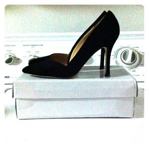 Zara look-a-like Asymmetric Pumps!!!