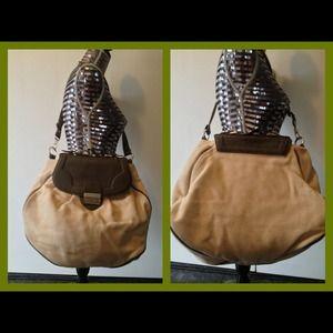 Zara messenger bag!