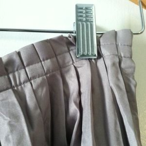 GAP Skirts - Gap gray pleated skirt
