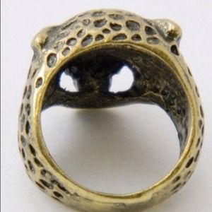 Jewelry - ON HOLD Gorgeous New Jaguar Ring