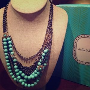 Marchesa Necklace by Stella & Dot