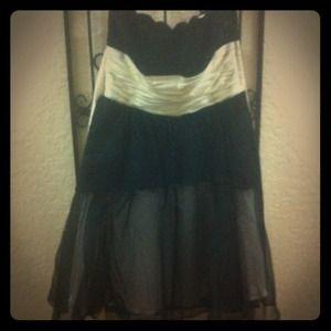 Betsy Johnson evening dress.
