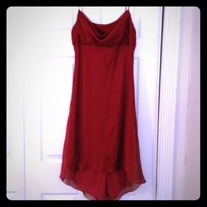 Dresses & Skirts - Amazing Deep Red Cocktail Dress