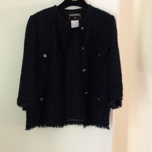 Chanel jacket Sz 40