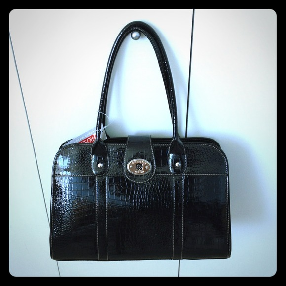 749742682df Rosetti Bags   Soldbrand New With Tags Black Work Bag   Poshmark