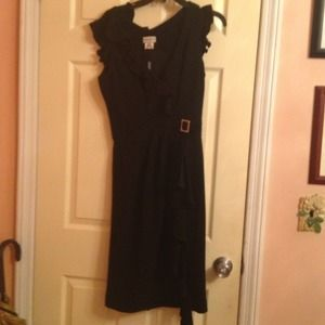 Karen Millen Black Pencil Dress