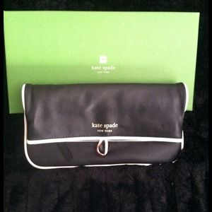NWT Kate Spade Soft Leather Wallet/Clutch