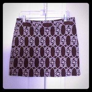 Vinyard Vines Dresses & Skirts - Vinyard Vines🐊⚓⛵ rope print skirt
