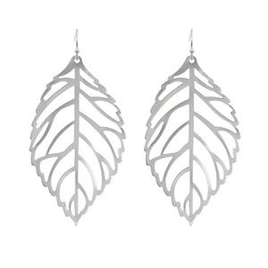 BUNDLE ASHLEY McLain Matte Silver Earrings