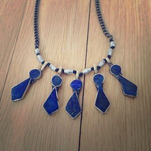 Vanessa Mooney Jewelry - RESERVED. The Azaria Teardrop Necklace