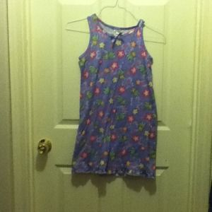 Little girls night gown
