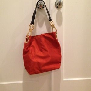 Anteprima-Nuevo burnt orange bag