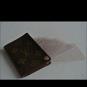 Louis Vuitton Bags - LV credit card holder