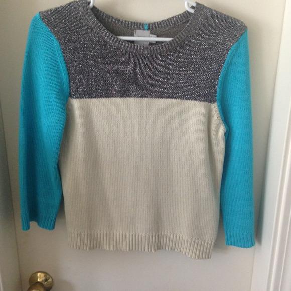 ASOS Colorblock sweater