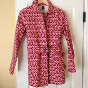 Gap Spring Trench Coat size small