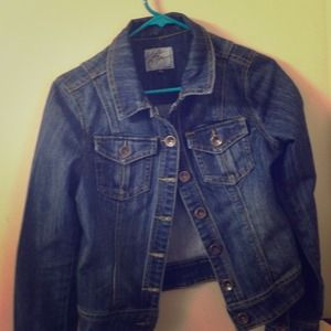 Denim - ❌sold❌Must have jean jacket.