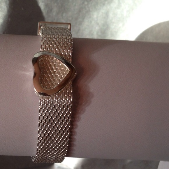 Be Seen Sales Jewelry - RESERVED** Mesh Bracelet