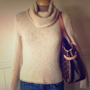 NEW Eileen Fisher Camel Hair Sweater