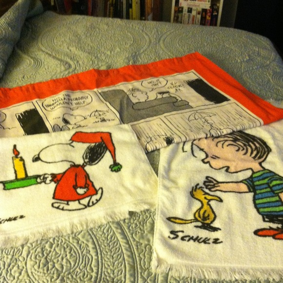 Curtains Ideas snoopy shower curtain : 63% off peanuts Other - Reduced?Peanuts shower curtain & towel ...