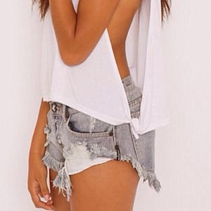 One Teaspoon Shorts Fit One Teaspoon Roller Shorts