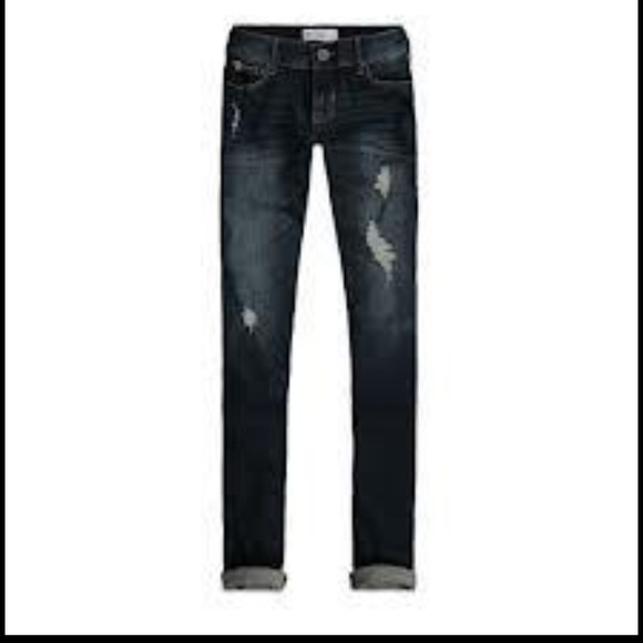 Abercrombie And Fitch Jeans For Girls