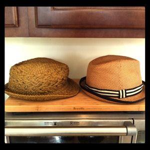 Accessories - Summer Fun Straw Hat Bundle