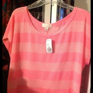 Pink forever21 top! NWT