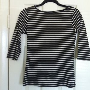 Zara Tops - Zara Organic Cotton Top