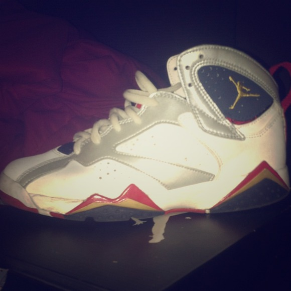 Jordan retro Olympic 7s