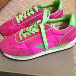 KangaROOS Sneaker pink Zf7NqU