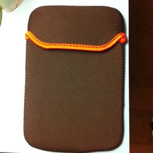 Black and Red Tablet Case.!