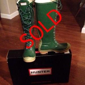 Hunter 'Watling' Rain Boot
