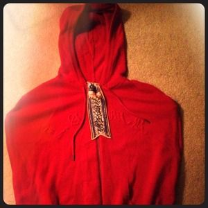 L.A.M.B. by Gwen Stefani Cashmere Cocoon Hoodie