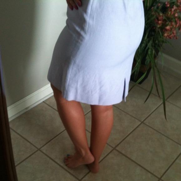 Casual Corner Amazing Lavender Linen Suit From Trina S Closet On Poshmark