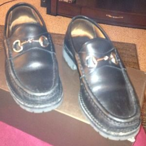 Old School  Authentic Gucci Loafers